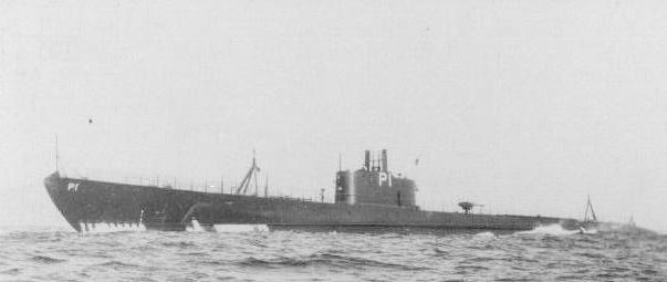 USS Porpoise SS 172
