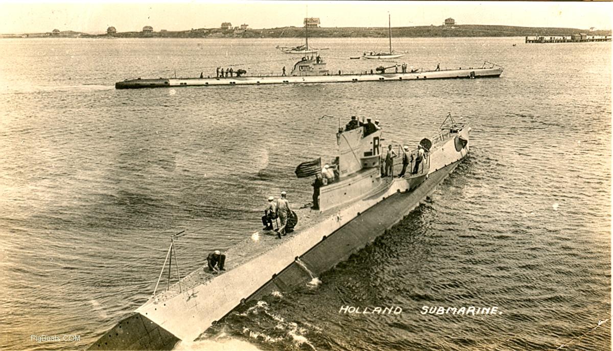 Pigboats Com R Class Submarines