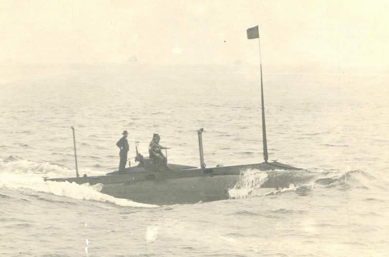 подводные лодки типа грампус